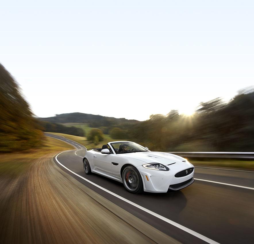 Foto de Jaguar XKR-S Convertible (1/12)