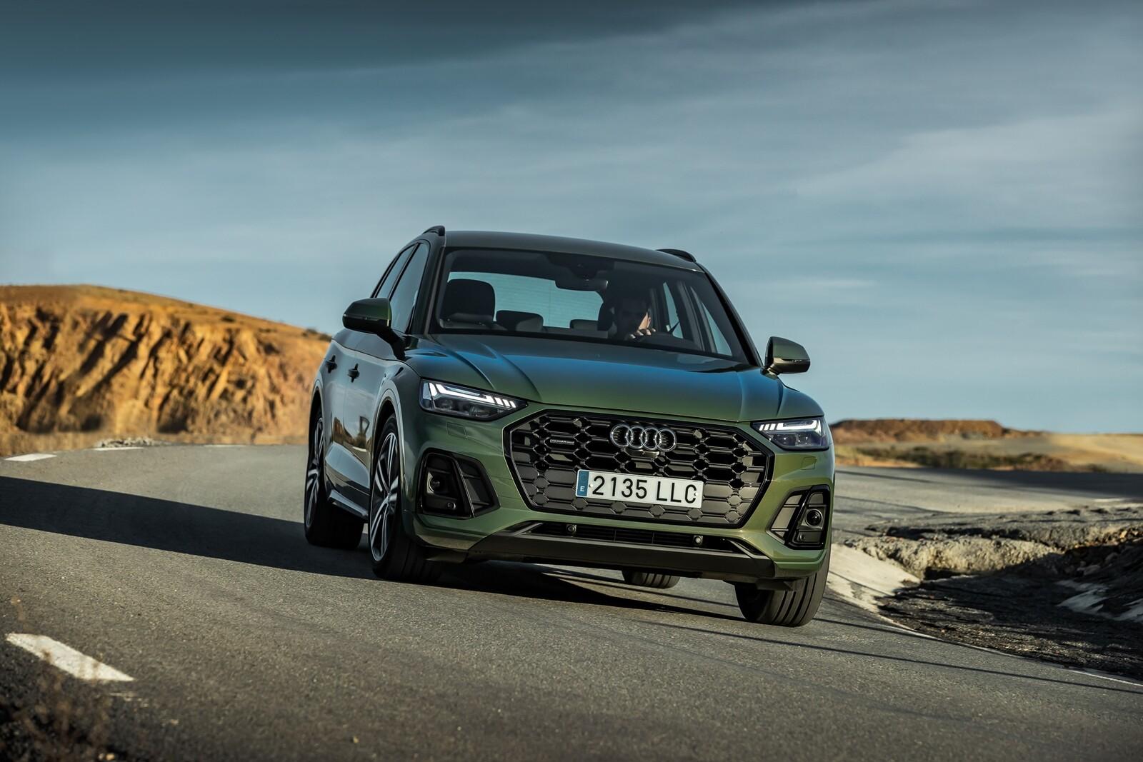 Foto de Audi Q5 2020, prueba (8/52)