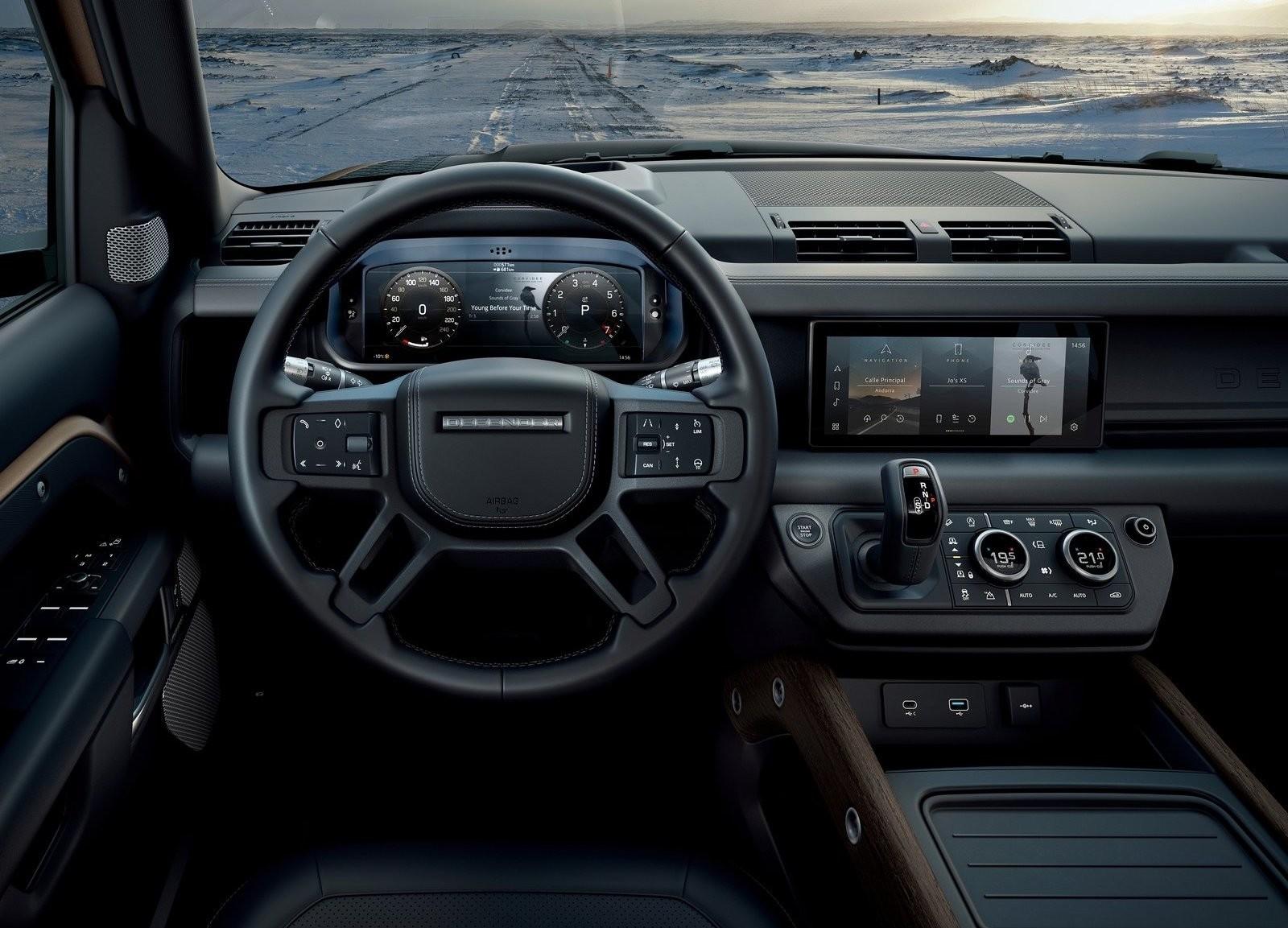 Foto de Land Rover Defender 2020 (31/60)