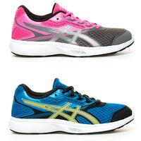Super Week en eBay: zapatillas Asics running Stormer GS en rosa o azul por 26,95 euros con envío gratis
