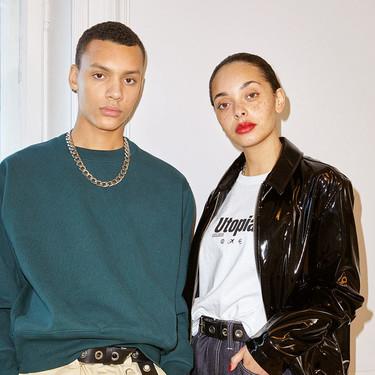 H&M y EYTYS presentan una colección unisex con todo el espíritu de los años ochenta