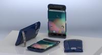 Google Nexus D, un concepto de curvada silueta