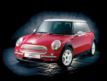 Mini Cooper Concept