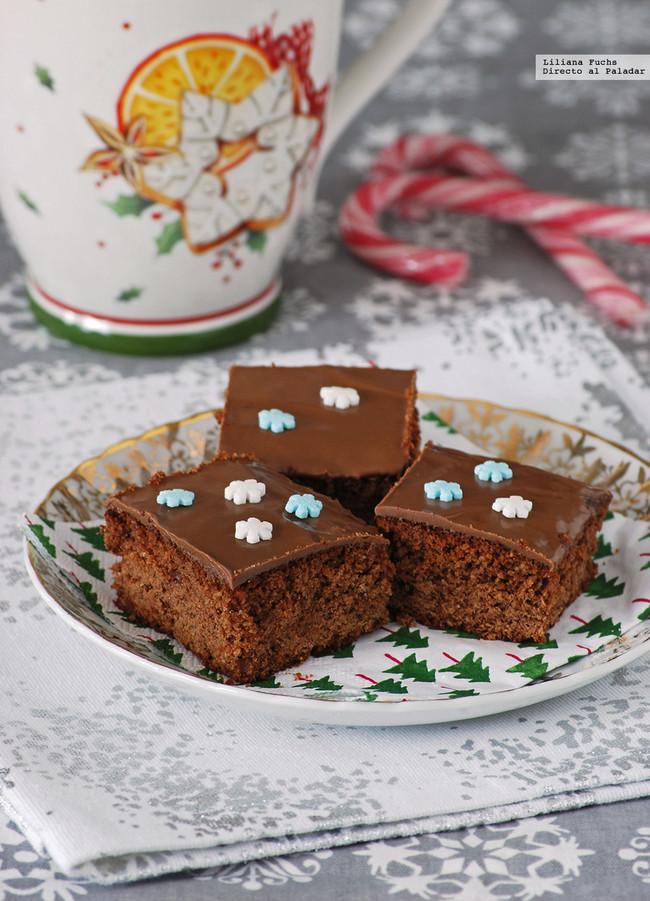 Pan de Especias y Chocolate