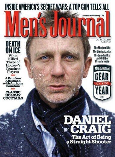 Daniel Craig se queda (y nos deja) helados