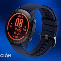 El Corte Inglés te deja el Xiaomi Mi Watch por 30 euros menos: estrena reloj inteligente por sólo 99,99 euros con envío gratis