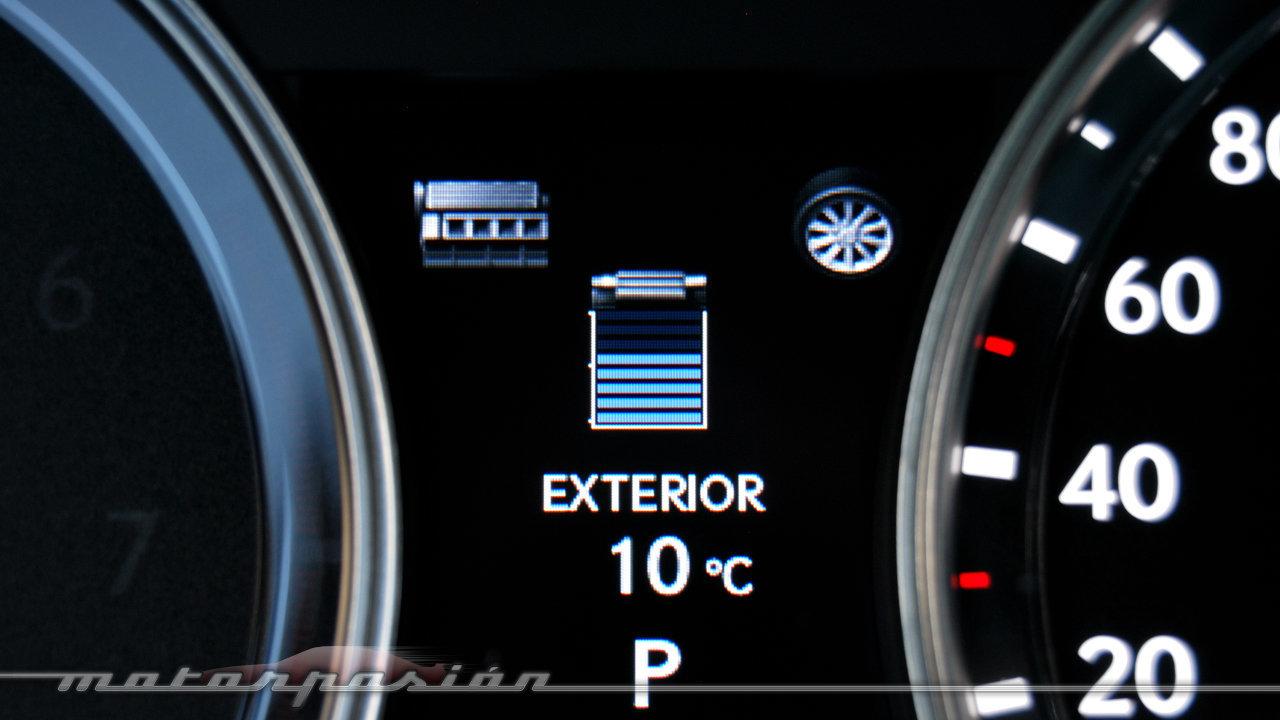 Foto de Lexus GS 300h (presentación) (19/22)