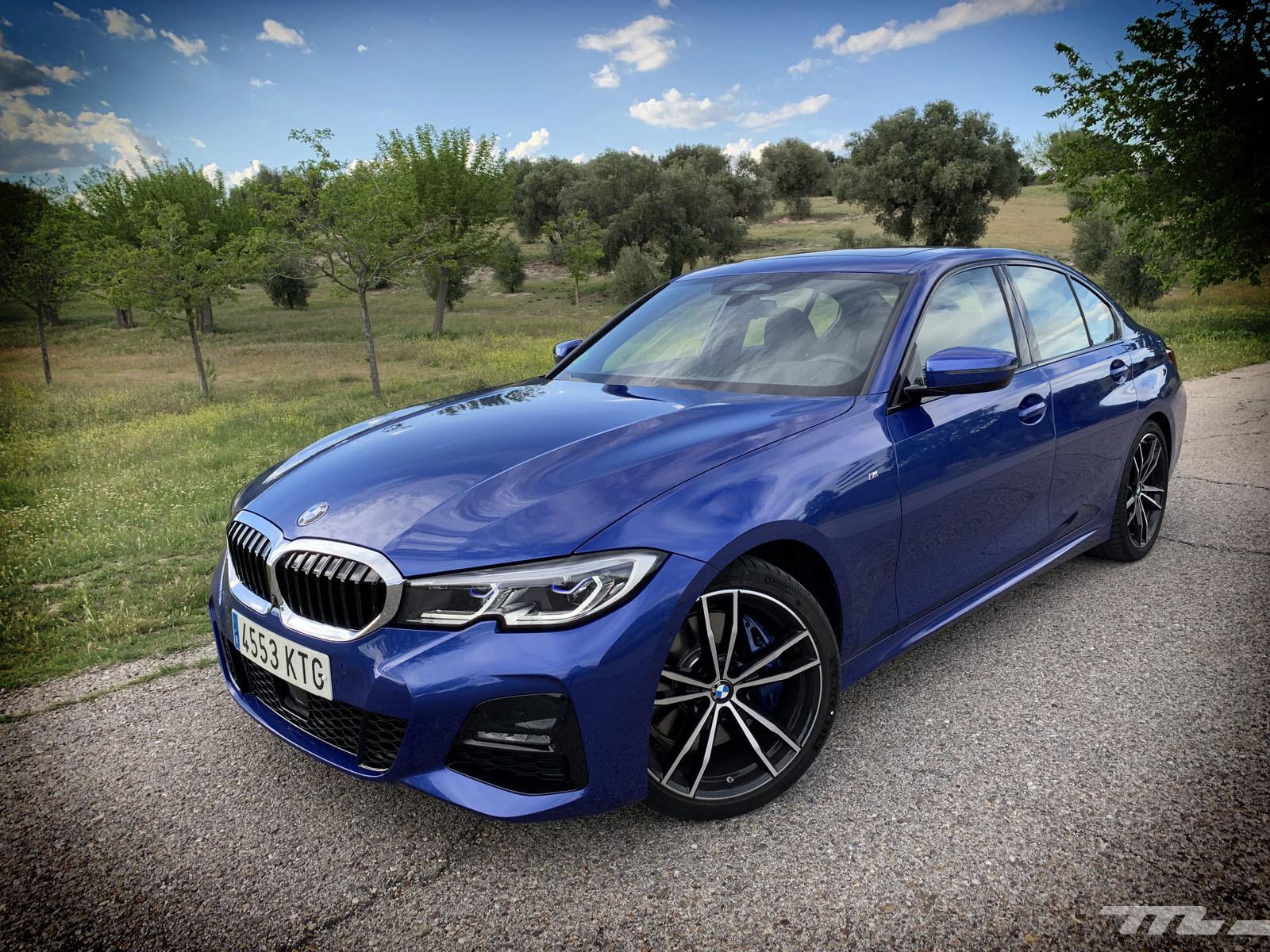 Foto de BMW 330i (prueba) (26/48)