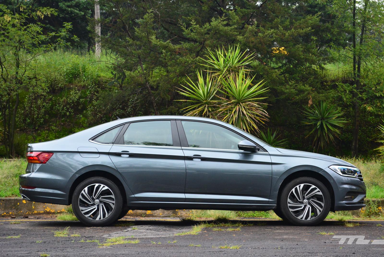 Foto de Volkswagen Jetta 2019 (prueba) (6/17)