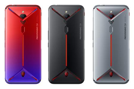 Nubia Red Magic 3s Versiones