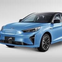 La gama de autos eléctricos de JAC en México crecerá con el E J7 a finales de año