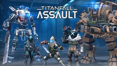 Titanfall: Assault, su juego de estrategia en tiempo real para Android ya disponible