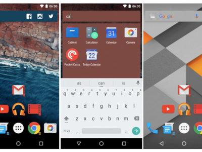Action Launcher 3.6 llega con búsqueda rápida de apps y más