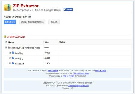 Zipextractor