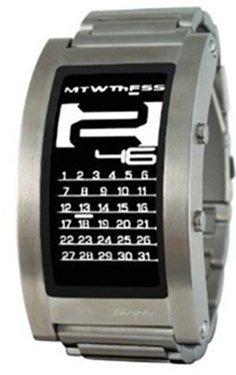Relojes de tinta (e-ink)