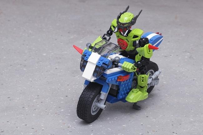 Hero moto