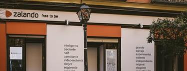 Zalando sigue los pasos de Amazon y Aliexpress: abre su primera tienda física en Madrid mezclando arte urbano y moda