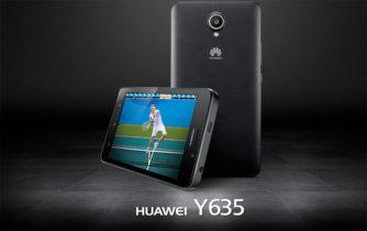 Huawei Y635, precio y disponibilidad con Telcel