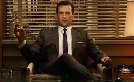 Don Draper: protagonista de Mad Men