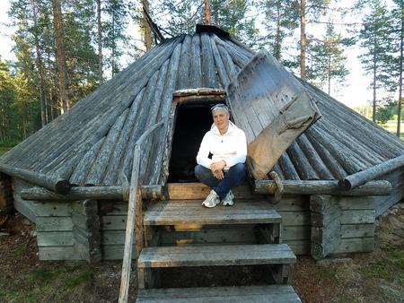 cabaña sami