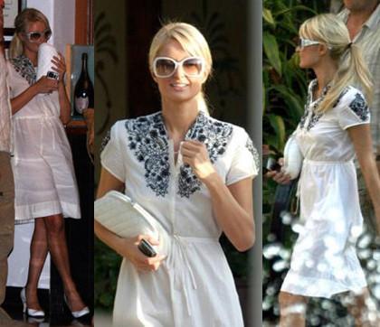 Paris Hilton sigue siendo rubia...