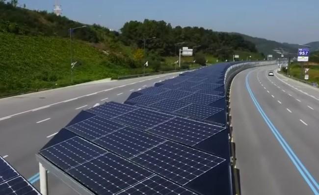 Solar Cycleway