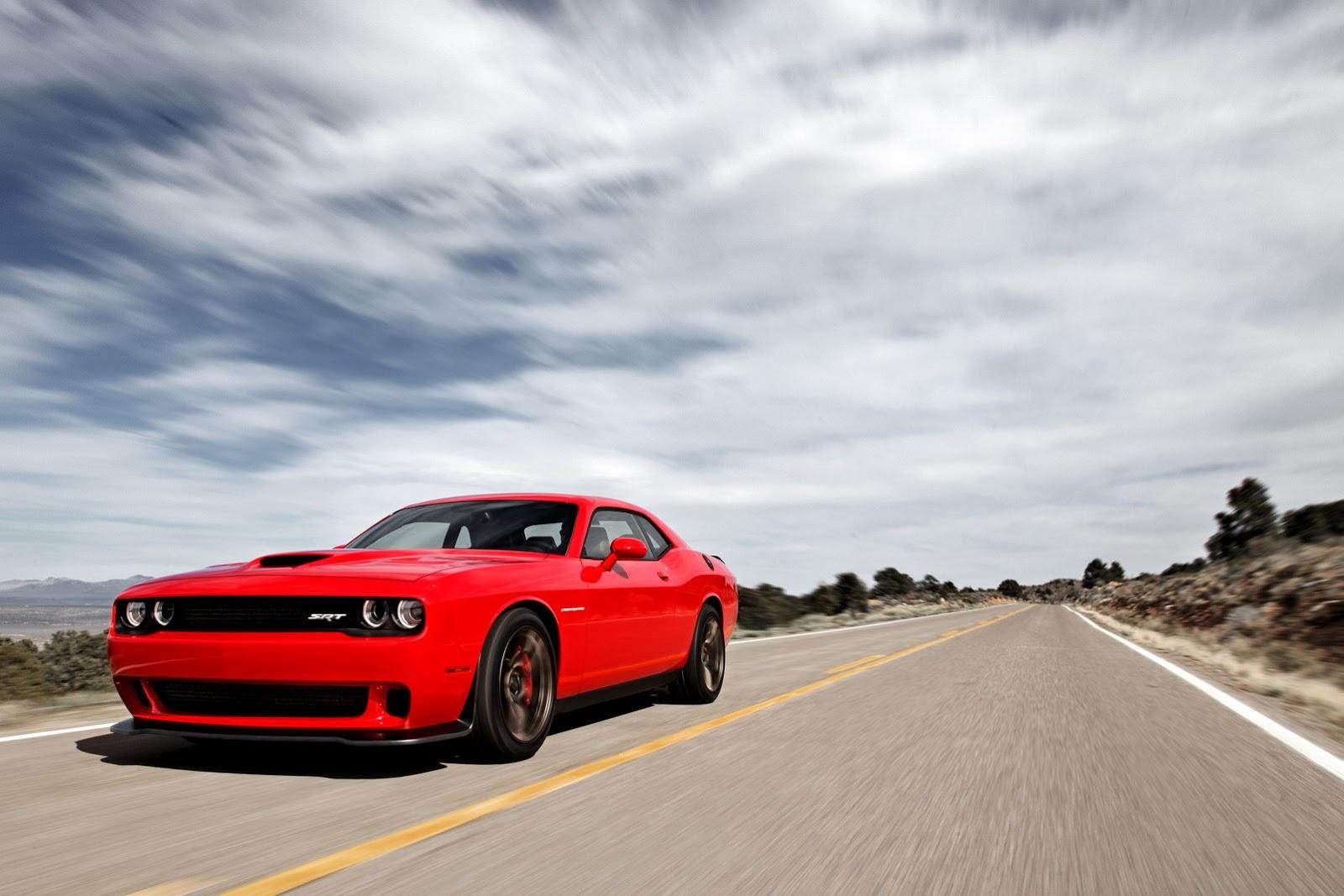 Foto de Dodge Challenger SRT Hellcat (1/24)