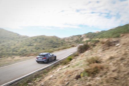 BMW Serie 1 2020 en carretera
