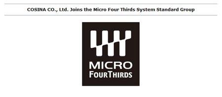 Cosina se adhiere al estándar Micro Cuatro Tercios