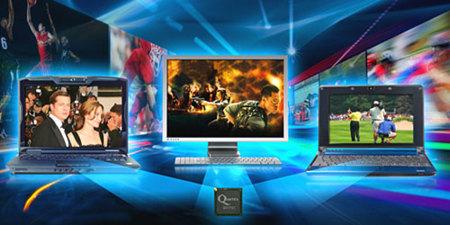 Quartics MCP, coprocesador para vídeo en ultraportátiles
