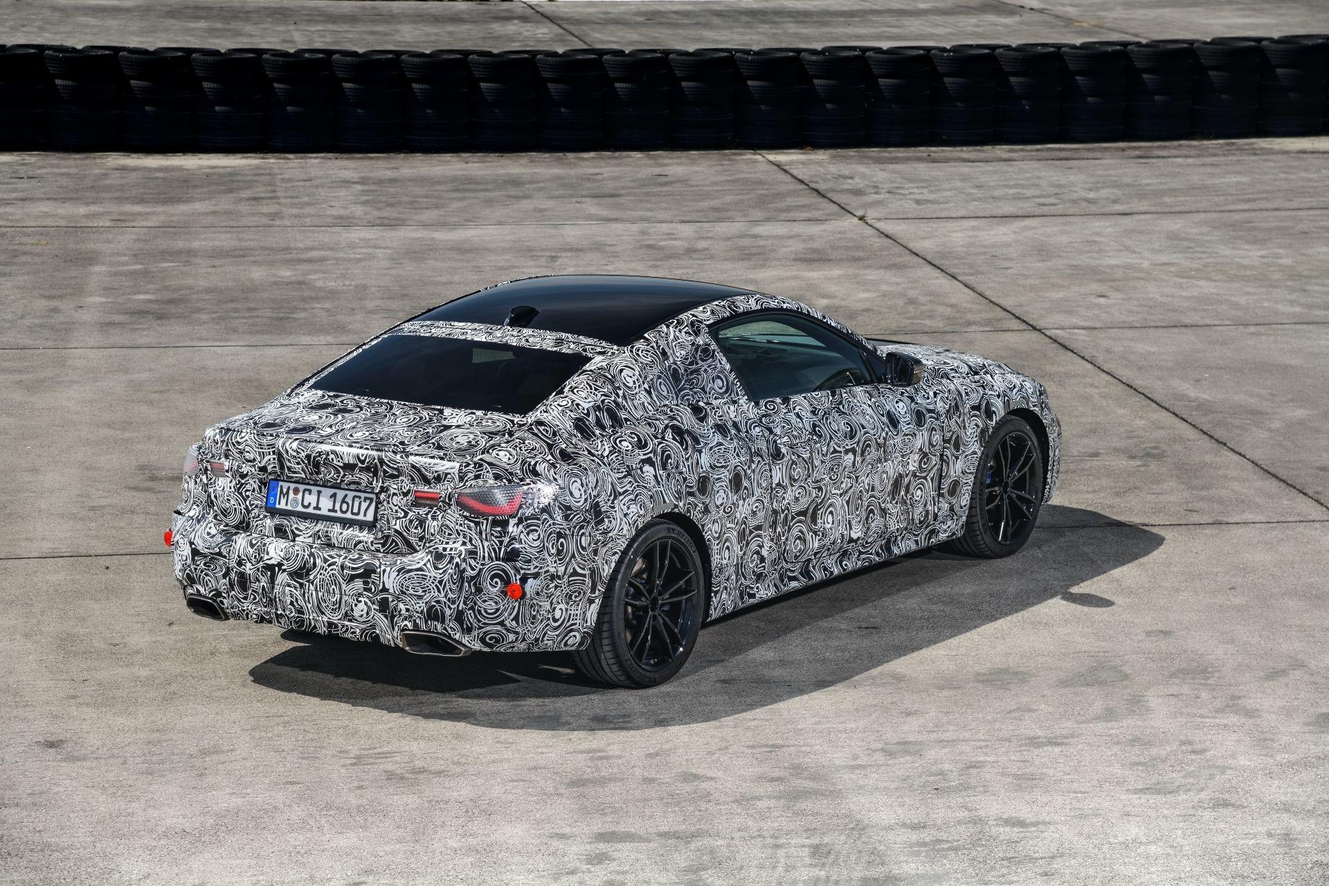 Foto de BMW Serie 4 2021 (fotos espía) (30/38)