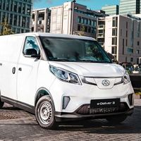 La furgoneta eléctrica Maxus e-DELIVER 3 y sus 342 km de autonomía llega para batir a Peugeot y a Citroën