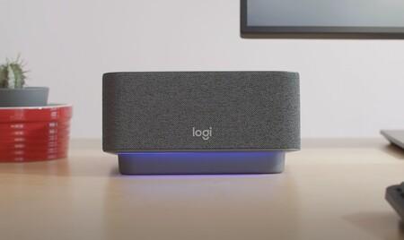 Si a un dock de conexiones le añades un altavoz obtienes el Logi Dock, el nuevo accesorio de Logitech