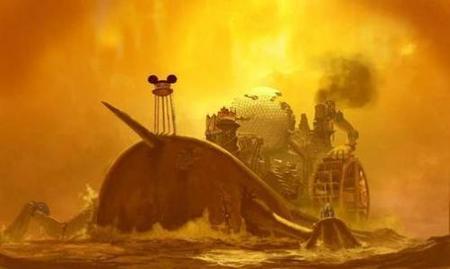 'Epic Mickey': el nuevo proyecto de Disney apunta muy alto