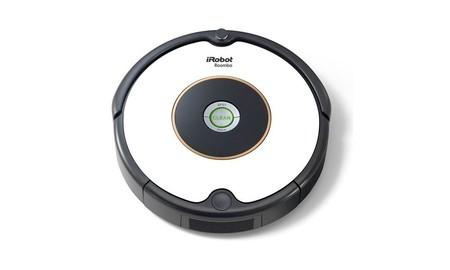 Vuelve a las ofertas del día de Amazon el robot aspirador Roomba 605: hoy por sólo 189 euros