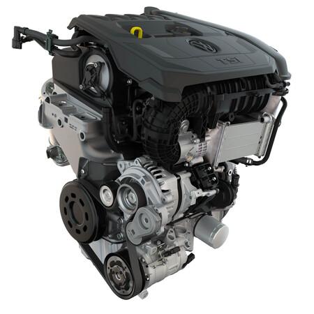 Motor TSI Evo ASeat Arona 2021