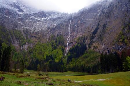 Cascada Rothbach Alemania