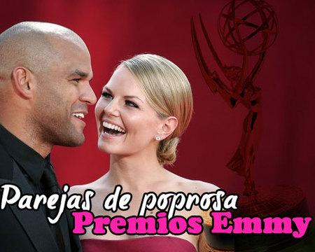 Parejas de Poprosa: Los famosos en los Premios Emmy
