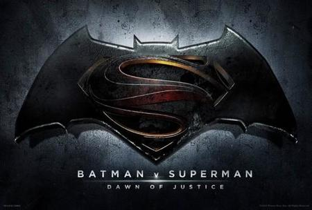 Logo de Batman V Superman