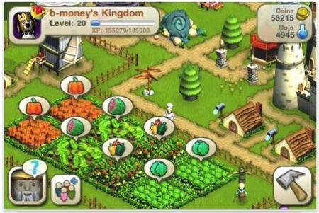 We rule, el fenómeno Farmville llega al iPhone e iPod touch