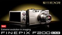 Nuevo firmware para la Fuji F200EXR