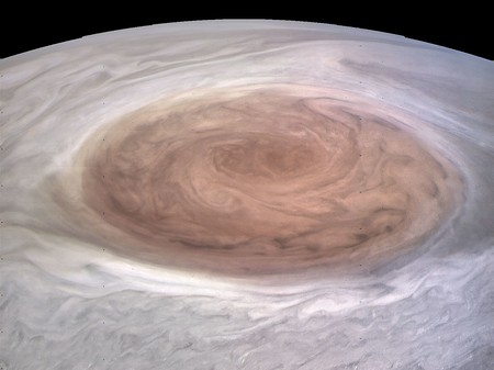 Jupiter Red Spot New 4