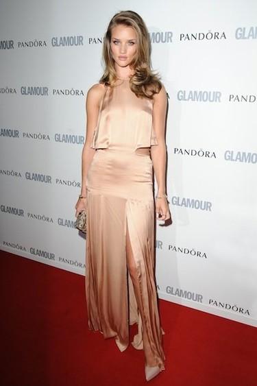 Guerra de estilos en los Premios Glamour Reino Unido