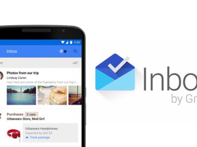 Google Inbox se actualiza integrándose con aplicaciones como Trello y Drive