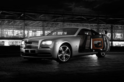 Rolls-Royce Wraith 'Inspired by Film'