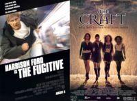 ¡Más remakes! 'El fugitivo' y 'Jóvenes y brujas' volverán al cine con nuevas versiones