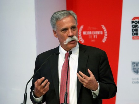 Chase Carey Wall Street