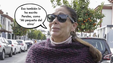 Este ha sido el llamativo detalle que ha tenido Isabel Pantoja con Irene Rosales en el funeral de su padre