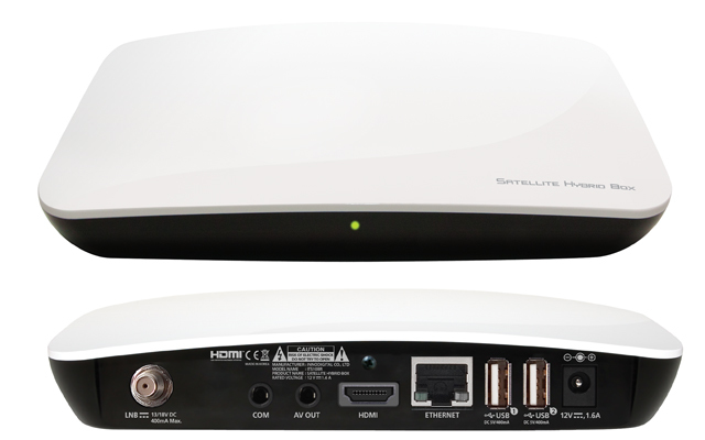 nTobeBox convierte a cualquier televisor en un Smart TV