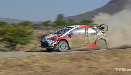 Toyota Yaris WRC: Así es la anatomía básica de una bestia japonesa para los rallies